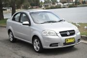 2008 Holden Barina TK MY08 Silver 4 Speed Automatic Sedan Croydon Burwood Area Preview