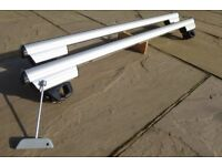 BMW Original Roof Bars Used on 3 series Touring but also fits 5 series & X5