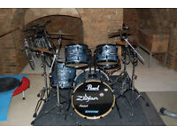 Pearl Export Acoustic Drum Kit