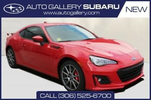 2018 Subaru BRZ Sport-tech RS