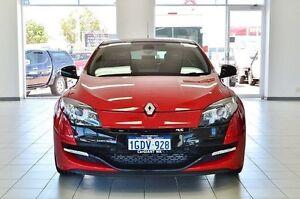 2012 Renault Megane X95 RS 265 Trophy + Red 6 Speed Manual Hatchback East Rockingham Rockingham Area Preview