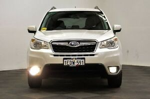 2013 Subaru Forester S4 MY13 2.5i-L Lineartronic AWD White 6 Speed Constant Variable Wagon Edgewater Joondalup Area Preview