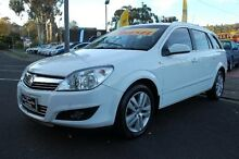 2008 Holden Astra AH MY08.5 CDTi White 6 Speed Automatic Wagon Upper Ferntree Gully Knox Area Preview