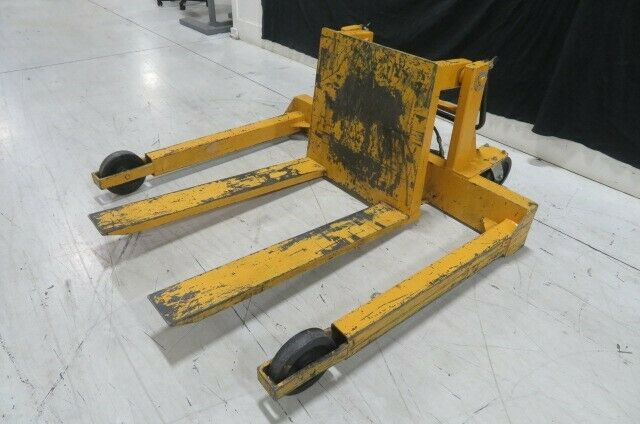 Econo Lift TRS-60 Pneumatic Mold Tipper, 6000 lbs. Capacity, Yr. 2005, ZAG#8856