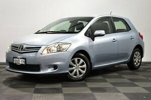 2011 Toyota Corolla ZRE152R MY11 Conquest Blue 4 Speed Automatic Hatchback Edgewater Joondalup Area Preview