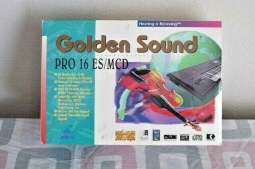 Toptek Golden Sound Pro 16 ES/MCD