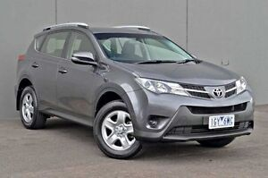 2014 Toyota RAV4 Grey Constant Variable Wagon Cranbourne Casey Area Preview