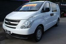 2008 Hyundai iLOAD TQ White 5 Speed Manual Van Upper Ferntree Gully Knox Area Preview