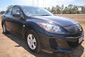 2011 Mazda 3 BL10F2 Neo Activematic Black 5 Speed Sports Automatic Sedan Vincent Townsville City Preview