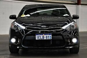 2014 Kia Cerato YD MY14 Koup Turbo Black 6 Speed Manual Coupe Thornlie Gosnells Area Preview