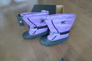 Girls Size 5 Sorel Boots (New)