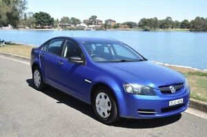 2006 Holden Commodore VE Omega Blue 4 Speed Automatic Sedan Croydon Burwood Area Preview