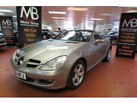 2006 MERCEDES BENZ SLK SLK 280 Tip Auto 3.0cc Full Leather Heated Sport Seats