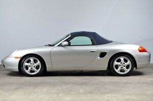 1999 Porsche Boxster 986 Silver 5 Speed Sports Automatic Convertible Alexandria Inner Sydney Preview