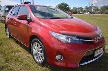 2013 Toyota Corolla ZRE182R Ascent Red 6 Speed Manual Hatchback Vincent Townsville City Preview