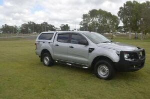 2015 Ford Ranger PX XL Silver 6 Speed Sports Automatic Utility Rockhampton Rockhampton City Preview