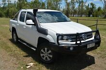2012 Volkswagen Amarok 2H MY12.5 TDI420 4Motion Perm 8 Speed Sports Automatic Dual Cab Berserker Rockhampton City Preview