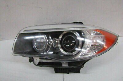2012 2013 BMW 1 SERIES 128I 135I OEM LEFT XENON HID HEADLIGHT WITH AFS T1