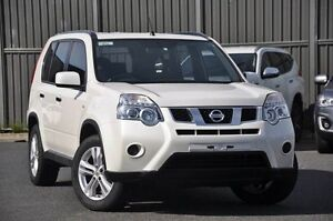 2011 Nissan X-Trail T31 Series IV ST White 1 Speed Constant Variable Wagon Knoxfield Knox Area Preview