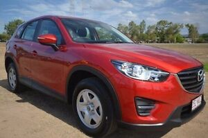 2016 Mazda CX-5 KE1072 Maxx Red 6 Speed Manual Wagon Vincent Townsville City Preview