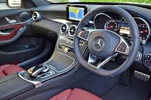 2015 Mercedes-Benz C250  Black Sports Automatic Wagon Burwood Whitehorse Area Preview
