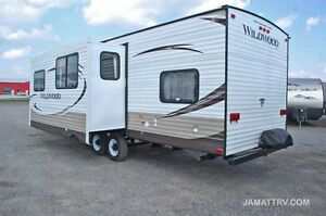 Wildwood 2015 30KQBSS Travel Trailer...Great family Trailer St. John's Newfoundland image 2