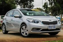 2015 Kia Cerato YD MY15 S Silver 6 Speed Sports Automatic Hatchback Cannington Canning Area Preview