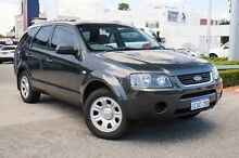 2008 Ford Territory SY TX Grey 4 Speed Sports Automatic Wagon Nedlands Nedlands Area Preview