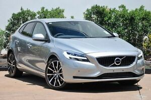 2016 Volvo V40 M Series D2 Momentum Electric Silver 6 Speed Automatic Hatchback Mount Gravatt Brisbane South East Preview