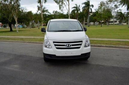 2015 Hyundai iLOAD TQ3-V Series II MY16 Crew Cab White 5 Speed Automatic Van Rockhampton Rockhampton City Preview