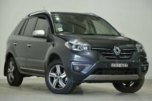 2015 Renault Koleos H45 PHASE III MY15 Bose Grey 1 Speed Constant Variable Wagon Mascot Rockdale Area Preview