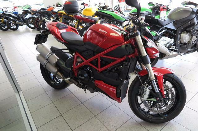 2012 DUCATI F848 848 Streetfighter Nationwide Delivery Available