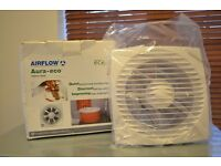 Extractor Fan AIRFLOW Aura Eco 150T, new.