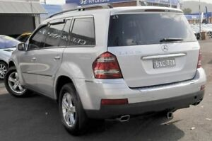 2006 Mercedes-Benz GL320 CDI X164 Silver 7 Speed Sports Automatic Wagon