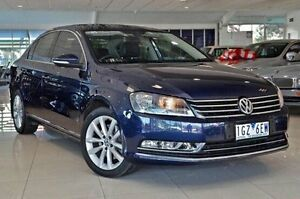 2013 Volkswagen Passat Type 3C MY13.5 130TDI DSG Highline Blue 6 Speed Sports Automatic Dual Clutch Dandenong Greater Dandenong Preview