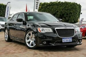 2013 Chrysler 300 SRT-8 Black 5 Speed Sports Automatic Sedan Embleton Bayswater Area Preview
