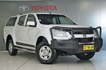 2014 Holden Colorado RG MY15 LS Crew Cab White 6 Speed Sports Automatic Utility Glebe Inner Sydney Preview