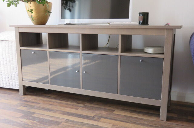 IKEA Hemnes console table sideboard grey - uplift only £70 ...