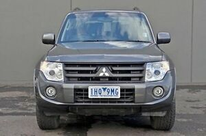 2014 Mitsubishi Pajero  Grey Sports Automatic Wagon Cranbourne Casey Area Preview