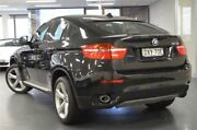 2011 BMW X6 E71 MY11 xDrive40d Coupe Steptronic Black 8 Speed Sports Automatic Wagon Chatswood Willoughby Area Preview