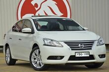 2013 Nissan Pulsar B17 TI White 1 Speed Constant Variable Sedan Lansvale Liverpool Area Preview