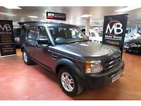 2005 LAND ROVER DISCOVERY 3 2.7 Td V6 7 Seat DSC 6 Speed 4WD Diesel Low Road TAX