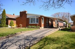 Fabulous 3+1 bungalow for rent in west-end Trenton