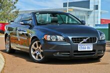 2009 Volvo C70 M Series MY09 LE Blue 5 Speed Sports Automatic Convertible East Rockingham Rockingham Area Preview
