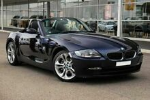 2006 BMW Z4 E85 MY06 Steptronic Blue 6 Speed Sports Automatic Roadster Glendalough Stirling Area Preview