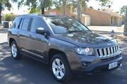 2014 Jeep Compass MK MY15 Sport Grey 6 Speed Sports Automatic Wagon Renown Park Charles Sturt Area Preview