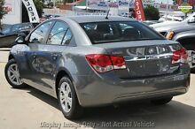 2010 Holden Cruze JG CD Grey 6 Speed Sports Automatic Sedan Wangara Wanneroo Area Preview