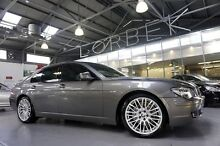2008 BMW 740I E65 Executive INDIVIDUAL PACK Grey 6 Speed Steptronic Sedan Port Melbourne Port Phillip Preview