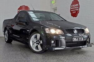 2009 Holden Ute VE MY09.5 SS V Black Mica 6 Speed Sports Automatic Utility Frankston Frankston Area Preview