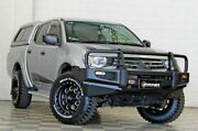 2013 Mitsubishi Triton MN MY14 GLX (4x4) Silver 5 Speed Manual 4x4 Double Cab Utility Burleigh Heads Gold Coast South Preview